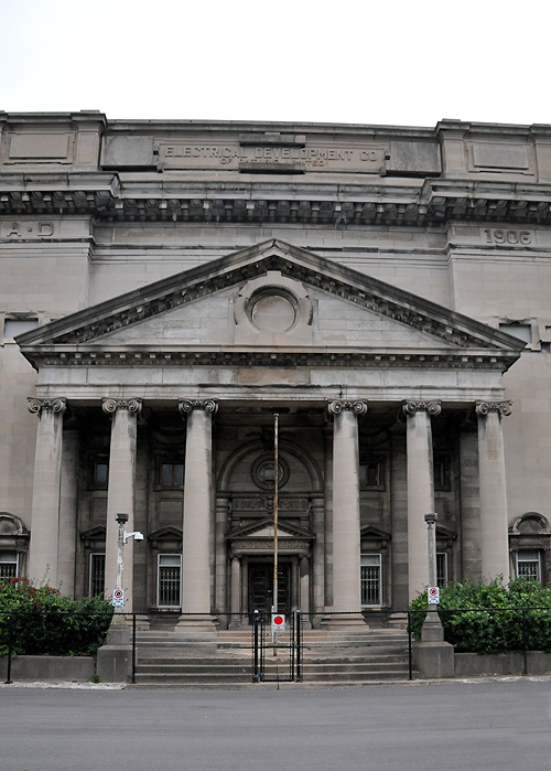 Beaux Arts Classicism in Sault Ste. Marie